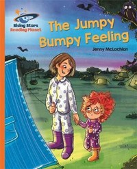 Reading Planet - The Jumpy Bumpy Feeling - Orange: Galaxy | Jenny McLachlan |