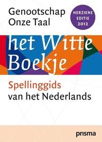 het witte boekje | Wim Daniels ; Wim Daniëls ; Genootschap Onze Taal |