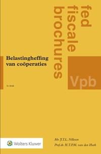 Belastingheffing van coöperaties | J.T.L. Nillesen ; H.T.P.M. van den Hurk |