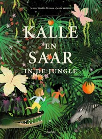 Kalle en Saar in de jungle | Jenny Westin |