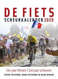 De Fietsscheurkalender 2020   Peter Tetteroo ; Henk Tetteroo  