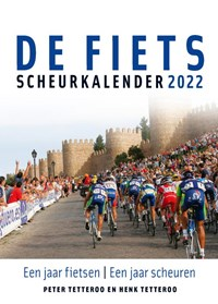 De Fietsscheurkalender 2022 | Peter Tetteroo |
