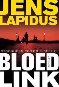 De Stockholm-trilogie 2 : Bloedlink | Jens Lapidus |