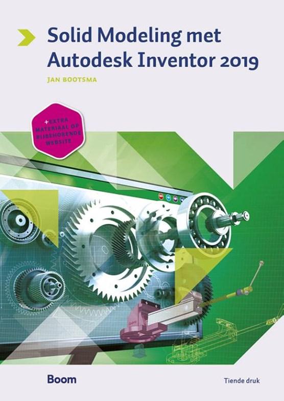 Solid modeling met Autodesk Inventor 2019