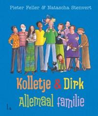 Allemaal familie | Pieter Feller ; Natascha Stenvert |