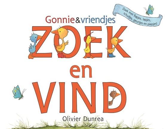 Boek; Zoek en vind Gonnie