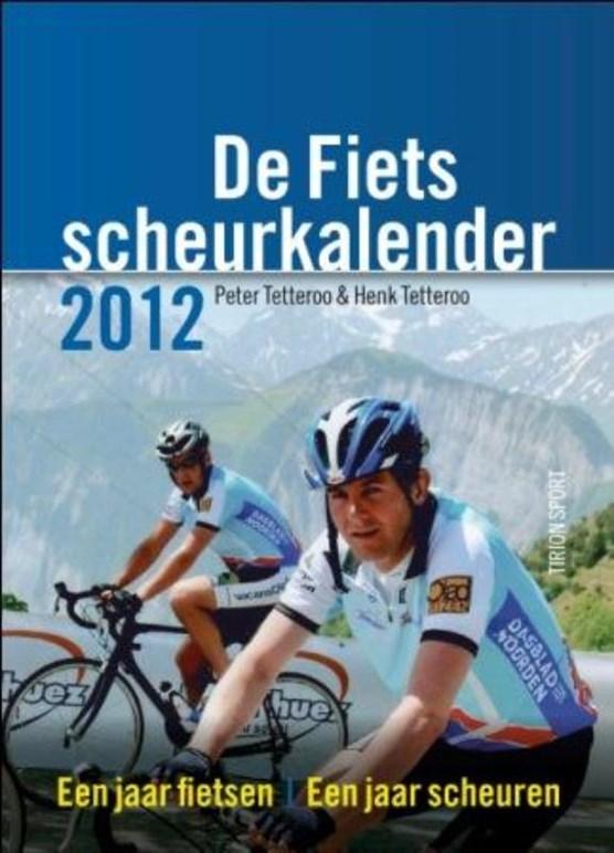De Fietsscheurkalender  / 2012