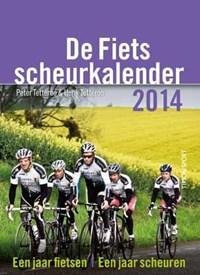 De fietsscheurkalender | Peter Tetteroo ; Henk Tetteroo |