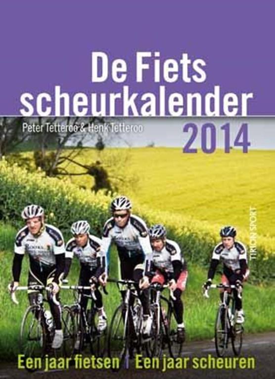 De fietsscheurkalender