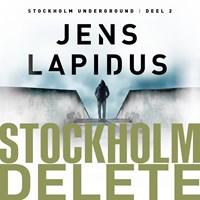 Stockholm delete | Jens Lapidus |