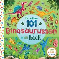 Er zitten 101 dinosaurussen in dit boek | Rebecca Jones |
