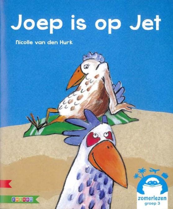 Zomerlezen groep 3 Joep is op Jet (5 titels)