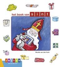 het boek van sint | Nicolle van den Hurk |