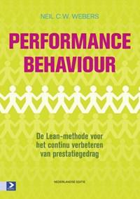 Performance behaviour | Neil C.W. Webers |