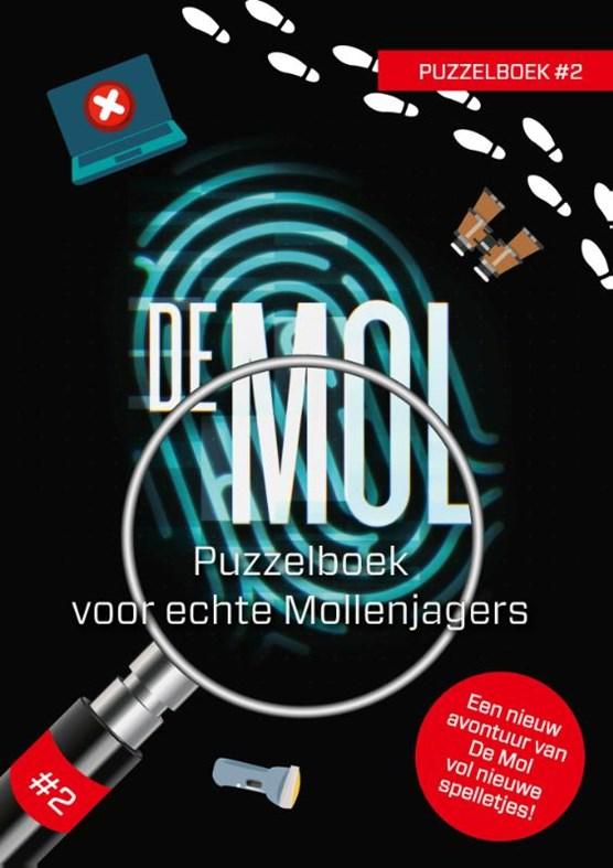 De Mol Puzzelboek 2