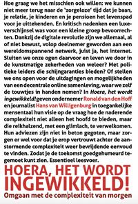 Hoera, het wordt ingewikkeld | Ronald van den Hoff ; Hans van Wilgenburg |