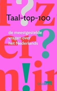 Taal-top-100 | Genootschap Onze Taal |