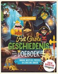 Het grote geschiedenis Doeboek   (red.)  