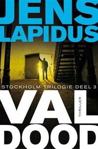 Val dood   Jens Lapidus  