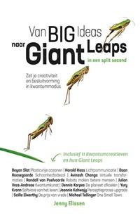 Van Big Ideas naar Giant Leaps. In een split second. | Jenny Elissen |