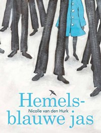 Hemelsblauwe jas | Nicolle van den Hurk |