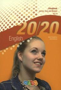 20/20 English Sector zorg en welzijn N3-4 Handboek | Robert Hempelman ; Gelly Henderson |