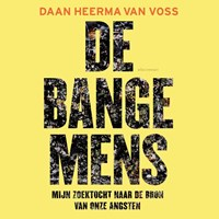 De bange mens   Daan Heerma van Voss  