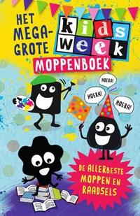 Het megagrote Kidsweek moppenboek   Diversen  