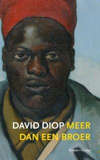 Meer dan een broer   David Diop  