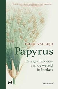 Papyrus   Irene Vallejo  