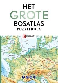 Het Grote Bosatlas puzzelboek | Peter Vroege ; Tjeerd Tichelaar |