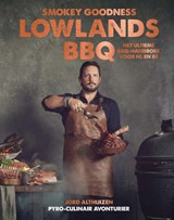 Smokey Goodness Lowlands BBQ | Jord Althuizen | 9789021577852
