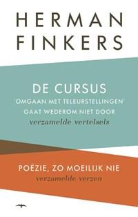 De cursus omgaan met teleurstellingen gaat wederom niet door & Poezie, zo moeilijk nie   Herman Finkers  