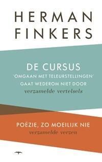 De cursus omgaan met teleurstellingen gaat wederom niet door & Poezie, zo moelijk, nie   Herman Finkers  