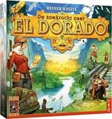 De Zoektocht naar El Dorado Bordspel   999 Games   8719214427559