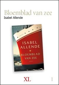 Bloemblad van zee (set)   Isabel Allende  