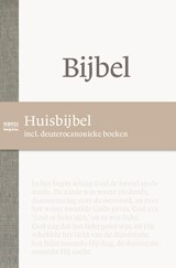 NBV21 Huisbijbel incl. deuterocanonieke boeken | Nbg | 9789089124043