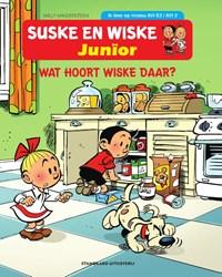 Suske en Wiske AVI E 3 Wat hoort Wiske daar?   Inge Bergh  