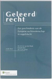 Geleerd recht   G.C.J.J. van den Bergh  