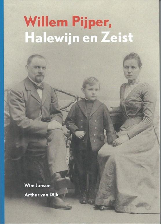 Willem Pijper, Halewijn en Zeist