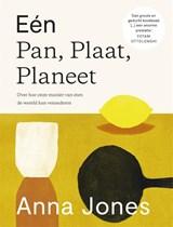 Eén Pan, Plaat, Planeet   Anna Jones   9789464040432