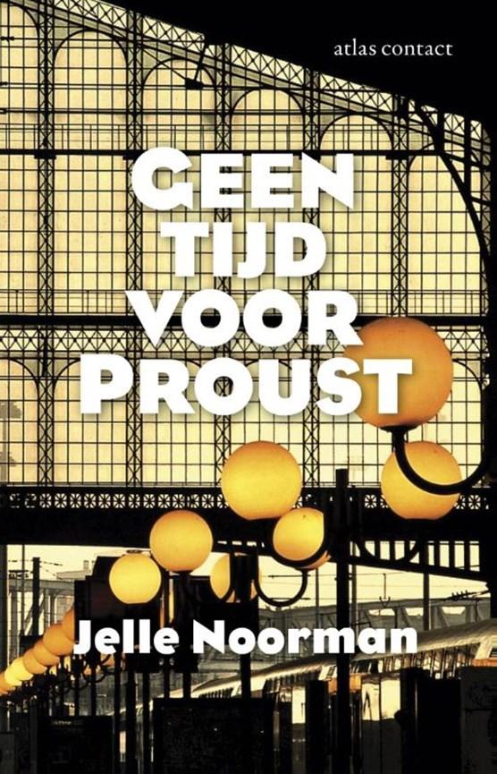 Geen tijd voor Proust