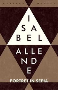 Portret in sepia   Isabel Allende  