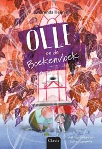 Olle en de boekenvloek   Brenda Heijnis  