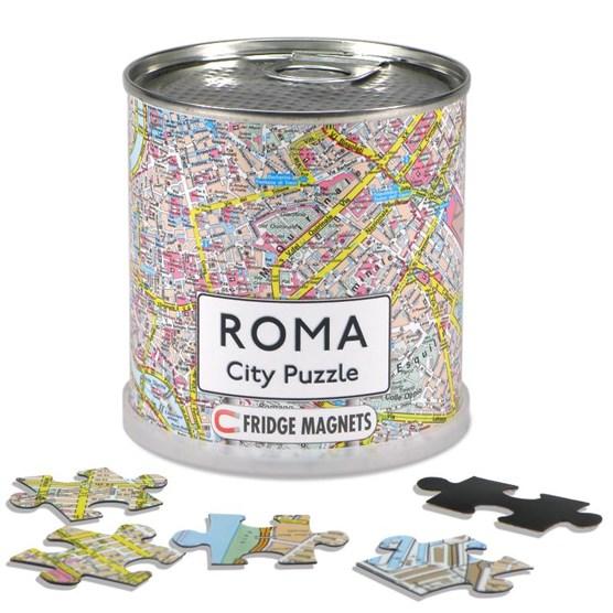Roma city puzzel magnetisch