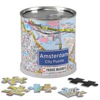 Amsterdam city puzzle (100 pieces) | auteur onbekend |