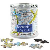 Rotterdam city puzzle (100 pieces) | auteur onbekend |