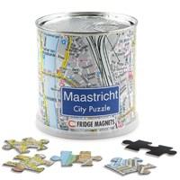 Maastricht city puzzle magnets | auteur onbekend |