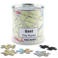 Gent city puzzel magnetisch   auteur onbekend  
