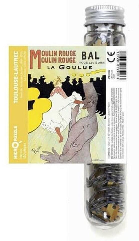 Micropuzzel Toulouse-Lautrec